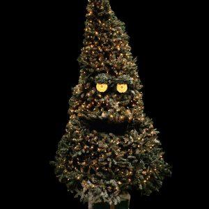Deluxe Animated Christmas Tree
