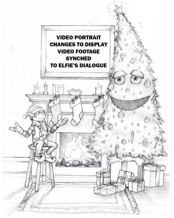 Christmas Trees/ Ornaments/Stockings